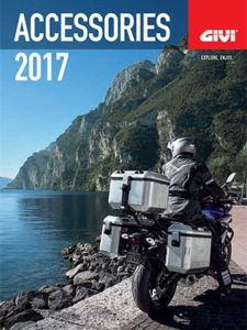 Givi Accessories Catalogue 2017